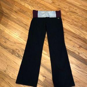 Pants - Fold over yoga pants by PINK